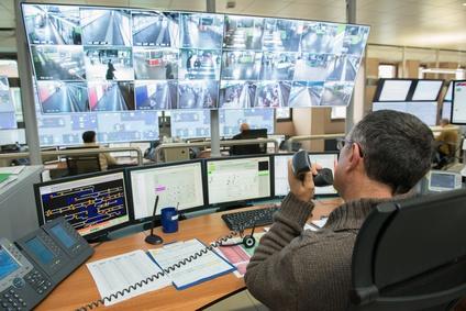 systèmes de vidéosurveillance centralisés hybrides analogiques, HD-CVI et IP